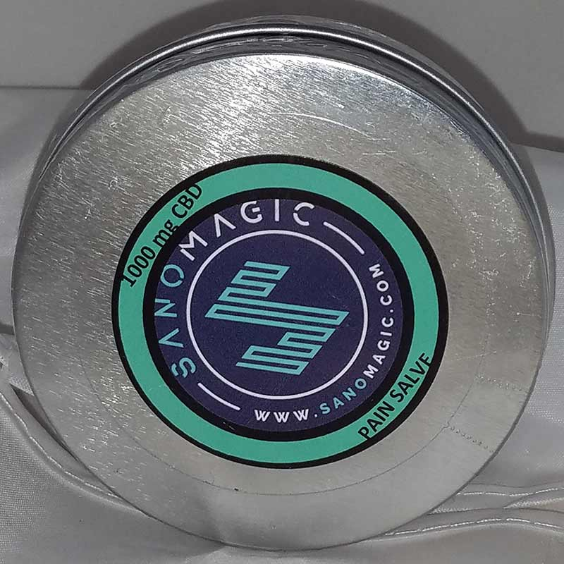 SanoMagic Pain Salve
